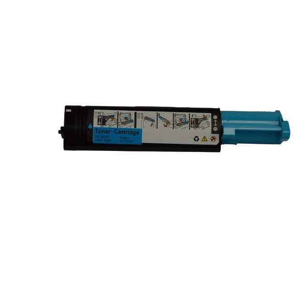 Dell 3010 Cyan Premium Generic Toner Cartridge